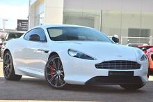 2014 Aston Martin DB9 MY14 SA White 6 Speed Sports Automatic Coupe Osborne Park Stirling Area Preview