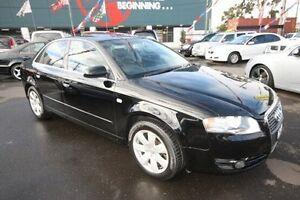 2005 Audi A4 B6 MY04.5 Multitronic Black 1 Speed Constant Variable Sedan Kingsville Maribyrnong Area Preview