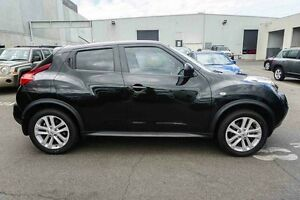 2013 Nissan Juke F15 MY14 Ti-S AWD Black 1 Speed Constant Variable Hatchback Osborne Park Stirling Area Preview