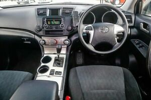 2013 Toyota Kluger White Sports Automatic Wagon Maddington Gosnells Area Preview