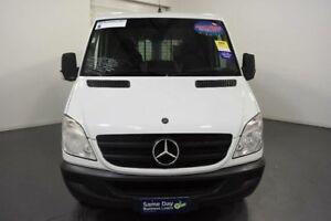 2012 Mercedes-Benz Sprinter NCV3 MY12 313CDI Low Roof SWB White Manual Van