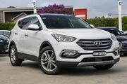 2017 Hyundai Santa Fe DM3 MY17 Highlander White 6 Speed Sports Automatic Wagon Gosford Gosford Area Preview