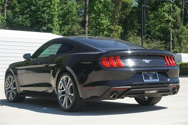 Image 7 Coche Americano usado Ford Mustang 2018