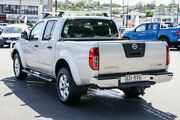 2011 Nissan Navara D40 MY11 ST-X 550 Silver 7 Speed Sports Automatic Utility Mount Gravatt Brisbane South East Preview