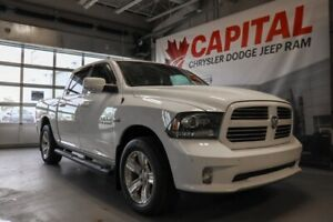 2016 Ram 1500 Sport | Sunroof | GPS Nav | Ventilated Front Seats
