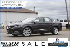2017 Chevrolet Impala Premier - 0% For up to 84 Months!