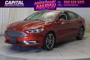 2018 Ford Fusion *LEATHER*SUNROOF*NAV*