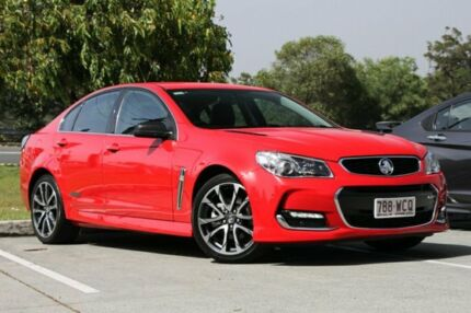 2015 Holden Commodore VF MY15 SS V Red 6 Speed Sports Automatic Sedan Springwood Logan Area Preview