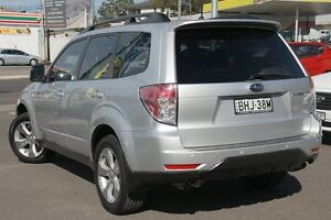 2008 Subaru Forester MY09 XT Premium Silver 4 Speed Auto Elec Sportshift Wagon Wolli Creek Rockdale Area Preview