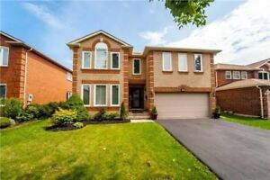 3230 Sq Ft Detached Home W/ 4+1 Bdrms & Fin'd Bsmnt