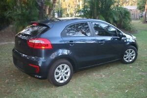 2015 Kia Rio 1.4 UBMY15 Blue Automatic Hatchback Capalaba Brisbane South East Preview