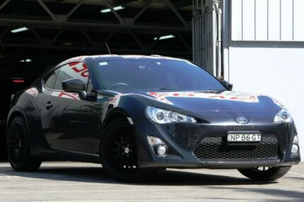 2012 Toyota 86 ZN6 GT Grey 6 Speed Manual Coupe Mosman Mosman Area Preview