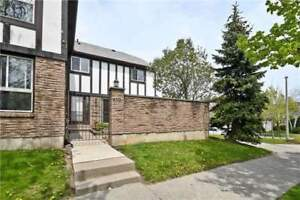 Location!! Spacious 3 Bedrooms End Unit Townhouse In Good Area.