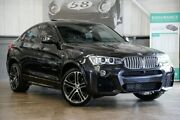 2015 BMW X4 F26 xDrive35d Coupe Steptronic Sophisto Grey Brilliant E 8 Speed Automatic Wagon Albion Brisbane North East Preview