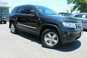 2011 Jeep Grand Cherokee WK MY2012 Laredo Black 5 Speed Sports Automatic Wagon Wakerley Brisbane South East Preview