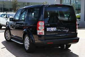 2011 Land Rover Discovery 4 Series 4 MY11 TdV6 CommandShift Buckingham Blue/ 6 Speed Osborne Park Stirling Area Preview