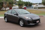 2012 Mazda 3 BL10F2 Neo Grey 6 Speed Manual Sedan Townsville Townsville City Preview