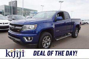 2015 Chevrolet Colorado 4WD LT Backup Cam,  A/C,