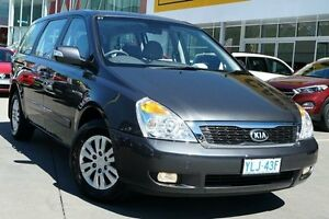 2014 Kia Grand Carnival VQ MY14 S Grey 6 Speed Sports Automatic Wagon Pearce Woden Valley Preview