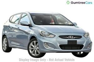 2013 Hyundai Accent RB Elite Red 4 Speed Sports Automatic Hatchback Ringwood East Maroondah Area Preview