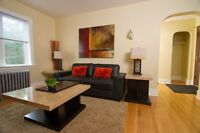 190 BALMORAL - 1 bedroom Now Available!
