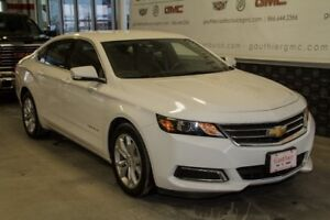 2017 Chevrolet Impala LT, Remote Start, Bleutooth, Rear Camera