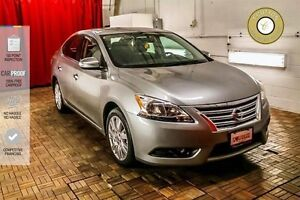 2013 Nissan Sentra SL PACKAGE! LEATHER! BOSE SOUND SYSTEM!