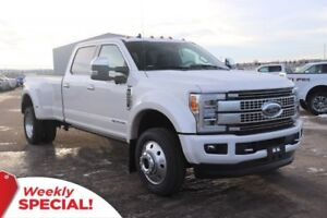 2019 Ford Super Duty F-450 DRW Platinum 4x4 - Ultimate Package