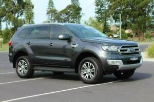 2017 Ford Everest UA Trend 4WD Magnetic Sports Automatic Wagon
