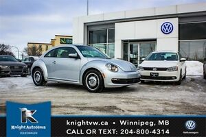 2016 Volkswagen Beetle Coupe Classic 0.99% Financing Available O