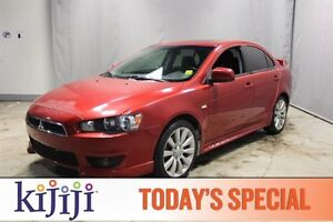 2008 Mitsubishi Lancer GTS Heated Seats,  A/C,
