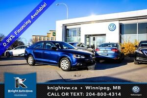 2013 Volkswagen Jetta Sedan Trendline+ Manual w/ Heated Seats/Ai