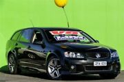 2012 Holden Commodore VE II MY12 SS Sportwagon Black 6 Speed Sports Automatic Wagon Ringwood Maroondah Area Preview