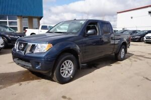 2017 Nissan Frontier 4X4 SV CREW CAB Bluetooth, Back-up Cam, Hea