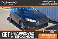 2015 Ford Focus SE $127 bi-weekly with $0 down