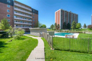 FULLY FURNISHED 1 BRM FOR SALE NEAR WHITE OAKS MALL  FINANCING A