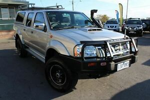 2012 Nissan Navara D22 S5 ST-R Silver 5 Speed Manual Utility Wakerley Brisbane South East Preview