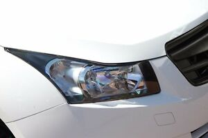 2010 Holden Cruze JG CD White 6 Speed Sports Automatic Sedan Wilson Canning Area Preview