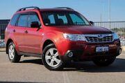 2012 Subaru Forester MY12 X Luxury Edition Red 4 Speed Auto Elec Sportshift Wagon Wangara Wanneroo Area Preview