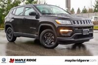 2017 Jeep Compass Sport ONE OWNER, NO ACCIDENTS, LOCAL CAR! Vancouver Greater Vancouver Area Preview