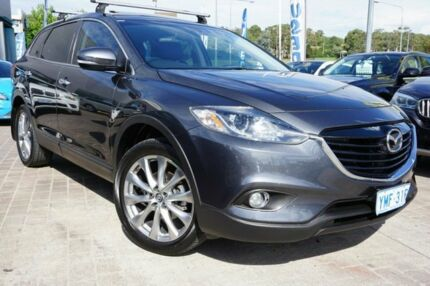 2014 Mazda CX-9 TB10A5 Luxury Activematic Grey 6 Speed Sports Automatic Wagon Pearce Woden Valley Preview