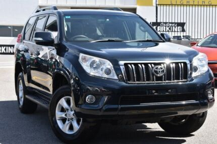 2011 Toyota Landcruiser Prado KDJ150R GXL Metal Storm 5 Speed Sports Automatic Wagon