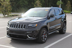 2016 Jeep Grand Cherokee SRT Includes Extended Warranty & 3M