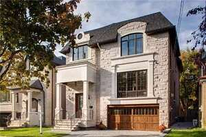 Marvelous 2-Storey House In Superior Location At Otonabee Ave