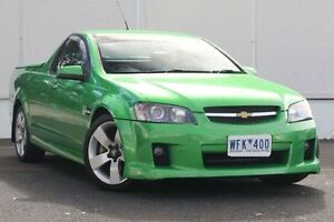 2007 Holden Ute VE SS Green 6 Speed Sports Automatic Utility Upper Ferntree Gully Knox Area Preview