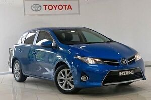 2015 Toyota Corolla ZRE182R Ascent Sport Tidal Blue 6 Speed Manual Hatchback Waterloo Inner Sydney Preview