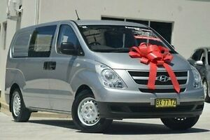2013 Hyundai iLOAD TQ2-V MY14 Silver 6 Speed Manual Van Thornleigh Hornsby Area Preview