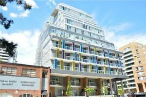 Gorgeous One Bedroom+Den With Two Bath Condo Unit At Life Condos