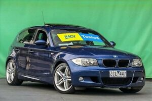 2009 BMW 118i E87 MY09 6 Speed Automatic Hatchback Ringwood East Maroondah Area Preview