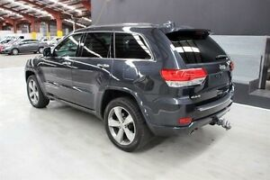 2013 Jeep Grand Cherokee WK MY2014 Overland Grey 8 Speed Sports Automatic Wagon Maryville Newcastle Area Preview